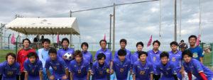 前田運送サッカー部集合写真
