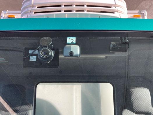 ドライブレコーダーの全車両導入