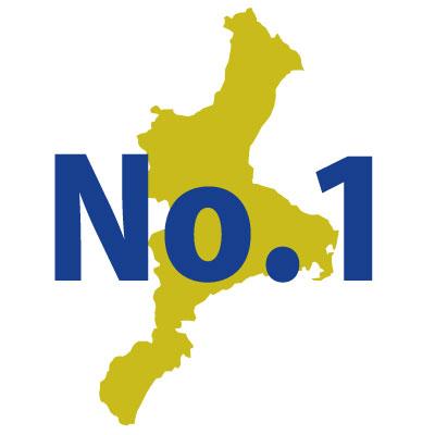 食品物流業界の取引量三重県No1